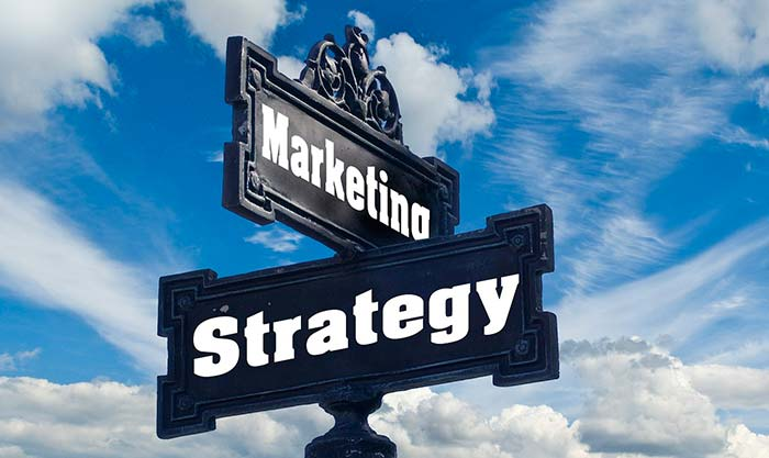 Carteles de marketing y strategy