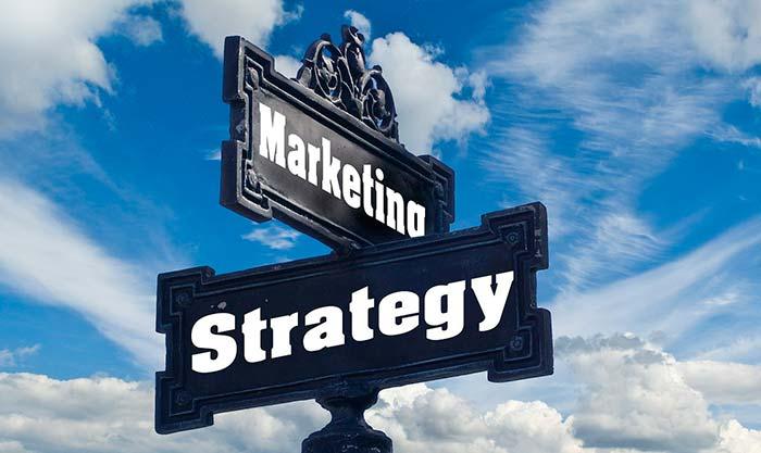 Carteles de marketing y strategy