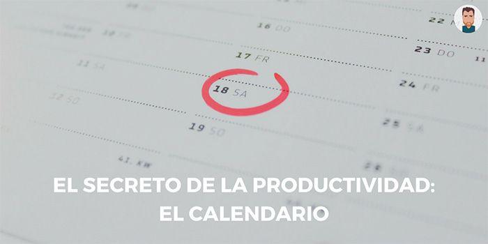 Calendarios y GTD