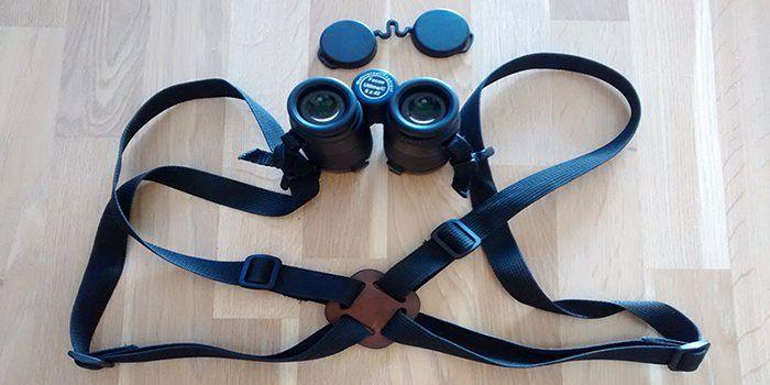 Mis prismáticos :P
