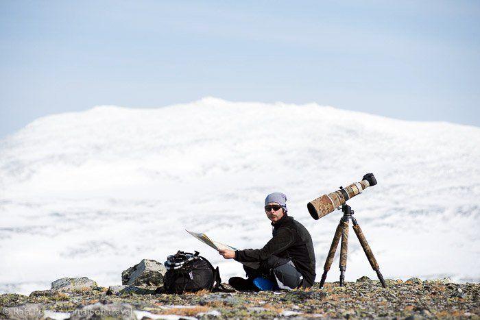 Entrevista con Óscar Domínguez, fotógrafo de vida salvaje