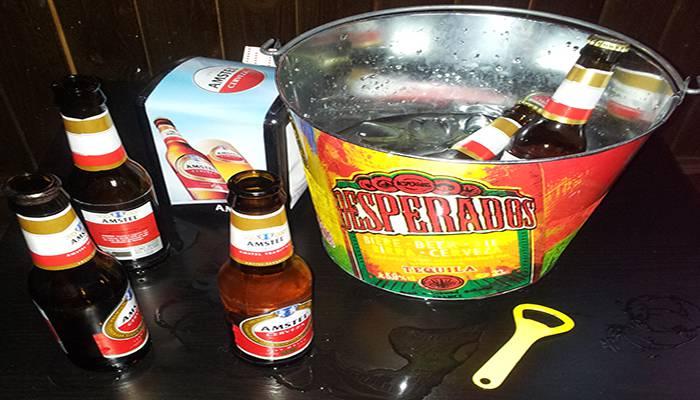 Unas cervecillas