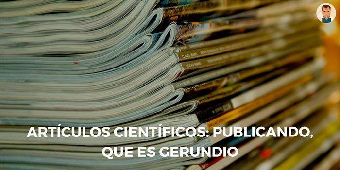 ¿Por qué es importante publicar en biología?