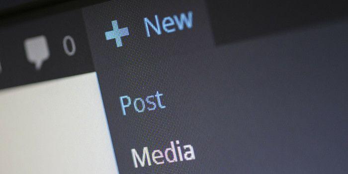 Añadiendo un nuevo post a wordpress