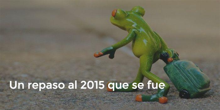 Adios 2015