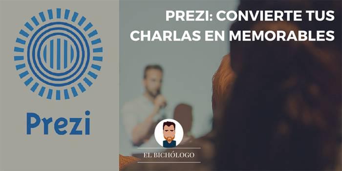 Prezi: convierte tus charlas en memorables