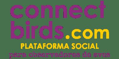 Logotipo de la plataforma social de ornitología ConnectBirds