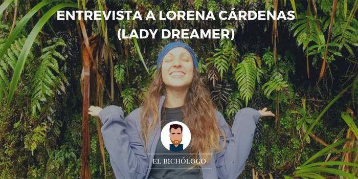 Entrevista a Lorena Cárdenas (Lady Dreamer)