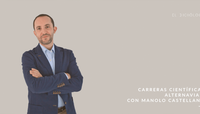 Entrevista a Manolo Castellano, de Carreras Científicas Alternativas