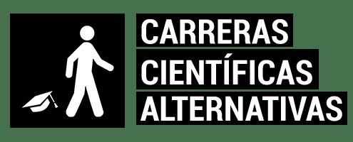 Logo de Carreras científicas alternativas