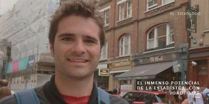 El Inmenso Potencial de la estadística, con Jordi Ollé