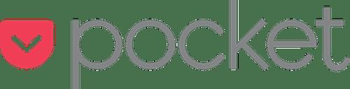 Logotipo de Pocket