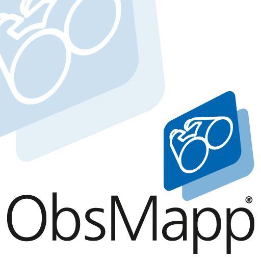 Logo de ObsMapp